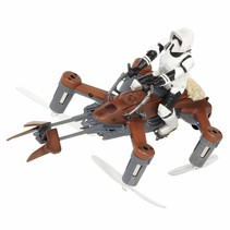 Collectors Edition Star Wars Battling Drone: 74-Z SPEEDER BIKE