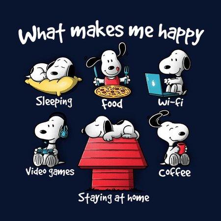 Pampling What Makes Me Happy de NemiMakeit