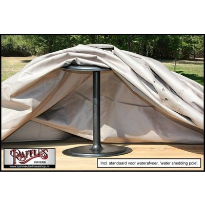 Raffles Covers Ligbedhoes 225 x 85 H: 40 cm