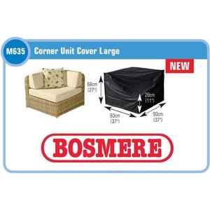 Bosmere  Beschermhoes loungestoel, 93x93 H: 68/28 cm