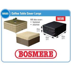 Bosmere  Hoes tafel loungeset, 93x93 H: 28 cm