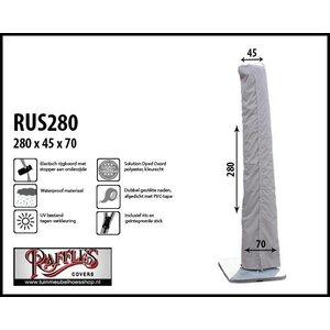 Raffles Covers Hoes voor parasol, H: 280 cm