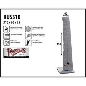Raffles Covers Parasolhoes, H: 310 cm