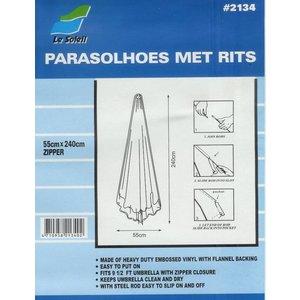 Le Soleil Parasolhoes, H: 240 cm