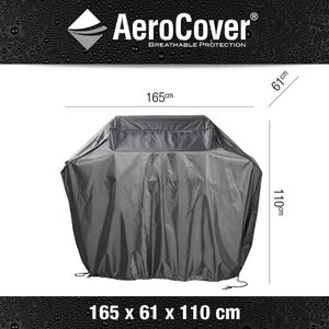 AeroCover Bbqhoes, 165 x 61, H: 110 cm