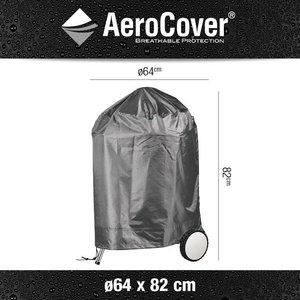 AeroCover Beschermhoes barbecue, D: 57 cm & H: 83 cm