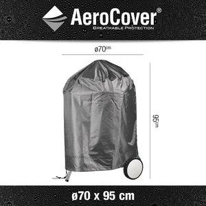 AeroCover Hoes ronde bbq, D: 67 cm & H: 95 cm