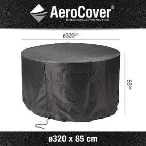 AeroCover Ronde tuinmeubelset hoes, D: 320 cm & H: 85 cm