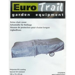 EuroTrail Hoes tuinbed, 195 x 75 H: 35 cm