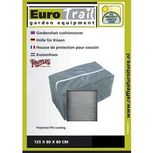 EuroTrail Tas voor loungekussens, 125 x 80 H: 80 cm