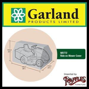Grasmaaier beschermhoes, 165x110 H: 100 cm