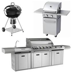 BBQ's & Buiten keukens