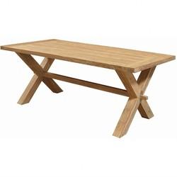 Rechthoekige tafelhoes