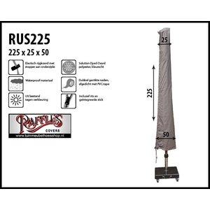 Raffles Covers Hoes voor parasol, H: 225 cm