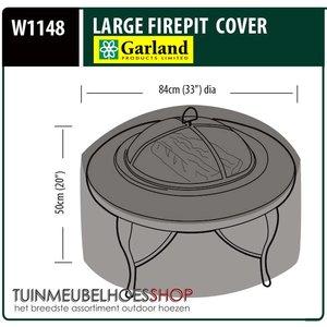 Garland Vuurkorf hoes, D: 84 cm & H: 50 cm
