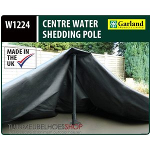 Water shedding pole, H: 121 cm