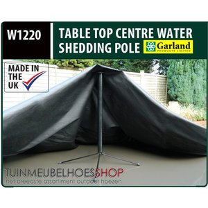 Water shedding pole, H: 45 cm