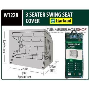 W1228, Tuinbank beschermhoes, 220x150 H: 170 cm