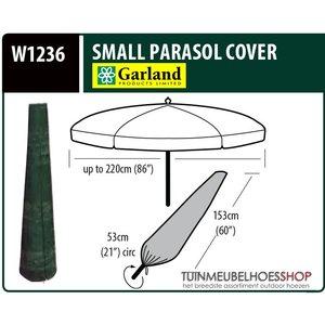 Hoes voor een rechte parasol, H: 153 cm