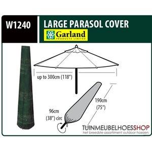 Hoes voor staande parasol, H: 190 cm