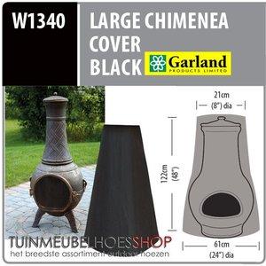 Hoes voor terrashaard, D: 61 cm & H: 122 cm