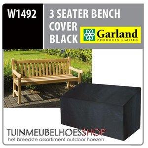 W1492 Beschermhoes voor tuinbank, 163x66 H: 81 cm