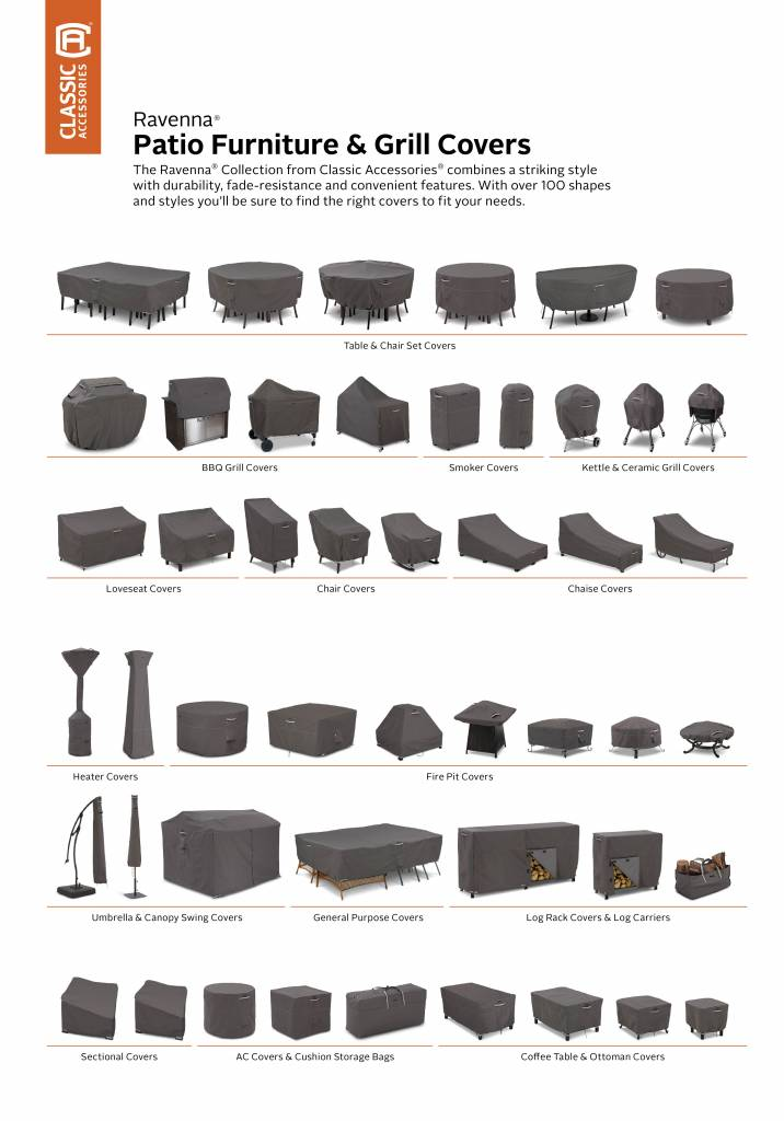 Ravenna, Classic Accessories