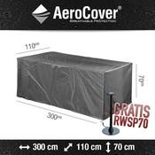 AeroCover Beschermhoes voor tafel 300 x 110 H: 70 cm
