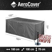 AeroCover Tuintafelhoes AeroCover 160 x 100 H: 70 cm