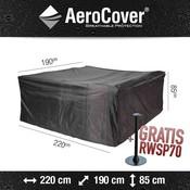 AeroCover Tuinset beschermhoes 220 x 190 H: 85 cm