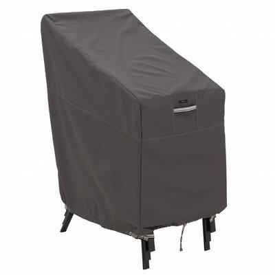 Ravenna, Classic Accessories Hoes voor 4 of 6 stapelstoelen of voor verstelbare stoel met gasveer, 85 x 65 cm, Hoog: 114 cm