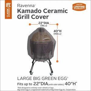 Big Green Egg Large hoes, Ø 56 H: 102 cm