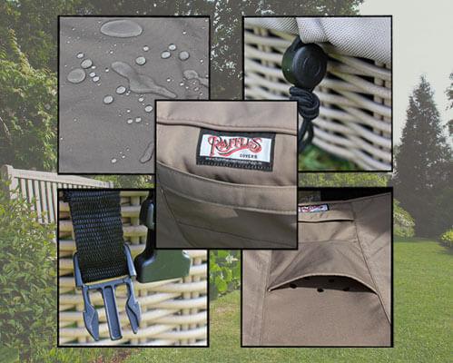 Tuinmeubelhoesshop.nl - Voor de beste kwaliteit tuinmeubelhoezen banner 1