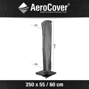 AeroCover Schutzhülle für Ampelschirm H: 250 cm