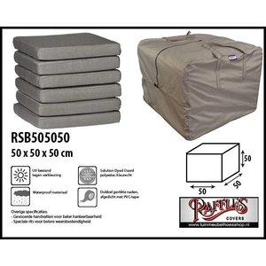 Raffles Covers Loungepolstertragetasche 50 x 50 x 50 cm