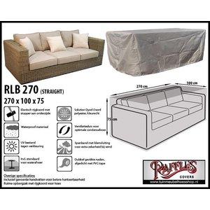 Raffles Covers Schutzhülle für Lounge Gartenbank 270 x 100 cm