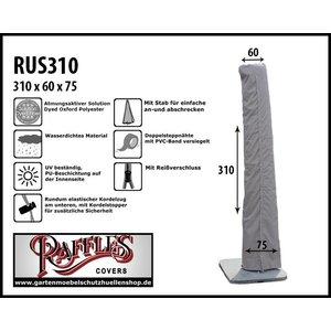Raffles Covers Schutzhaube für Sonnenschirme bis 500 cm rund