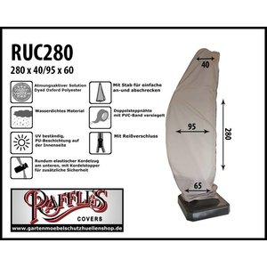 Raffles Covers Abdeckung für Ampelschirm H: 280 cm