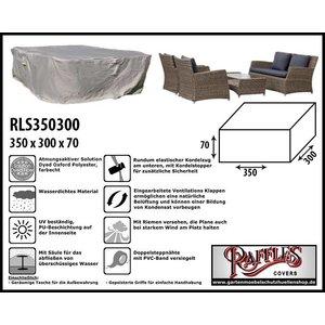 Raffles Covers Abdeckung für Lounge-Sets 350 x 300 H: 70 cm