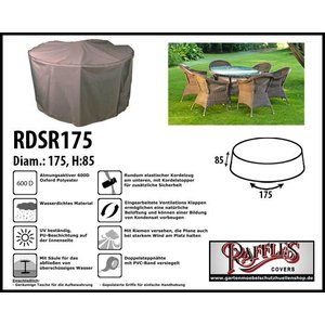 Raffles Covers Schutzhaube für runder Sitzgruppe Ø 175 H: 85 cm
