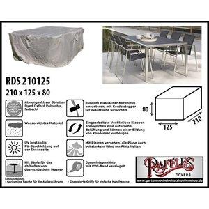 Raffles Covers Abdeckhaube für rechteckige Möbelset 210 x 125 H: 80 cm