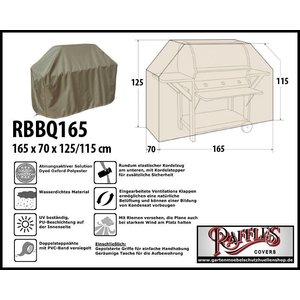 Raffles Covers Grill Abdeckplane 165 x 70 H: 125/115 cm
