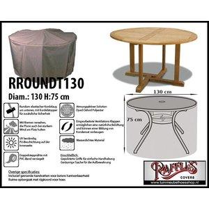 Raffles Covers Wetterhaube für runder Tisch Ø 130 cm