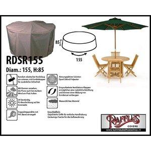 Raffles Covers Abdeckplane für runder Gartenmöbel-Set Ø 155 H: 85 cm