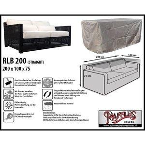 Raffles Covers Sofa Schutzplane Gartenmöbel 200 x 100 H: 75 cm