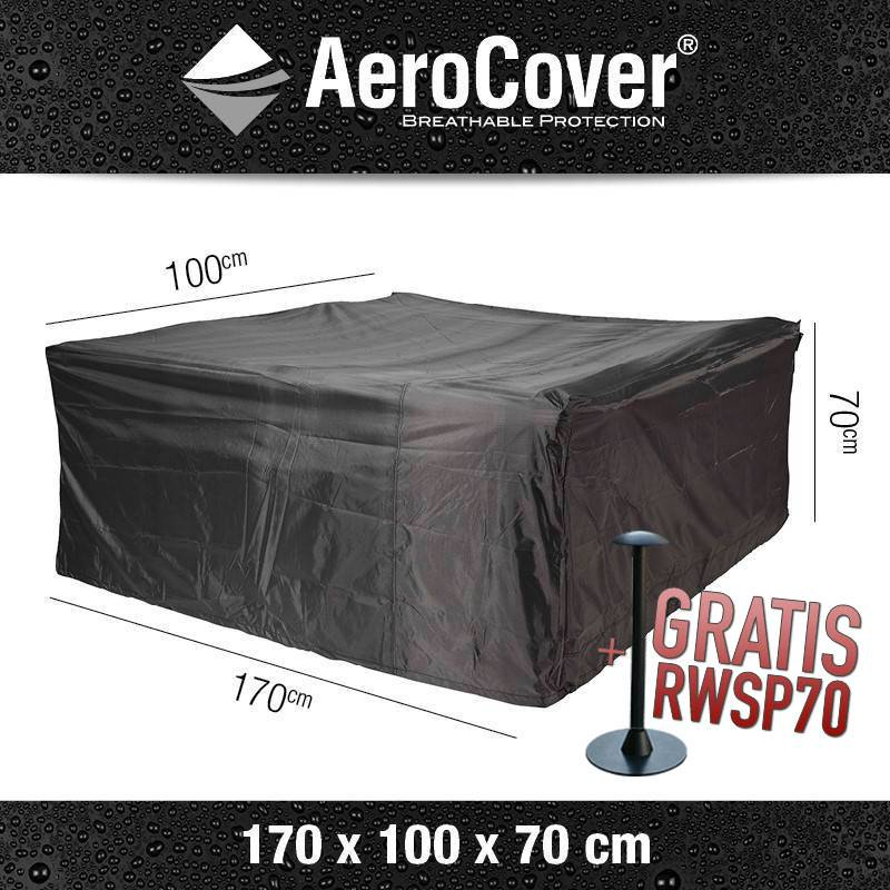 AeroCover 7931 Abdeckplane Haube Schutzhaube Abdeckhaube Wetterhaube Schutz  Für Rattan Lounge Sofa