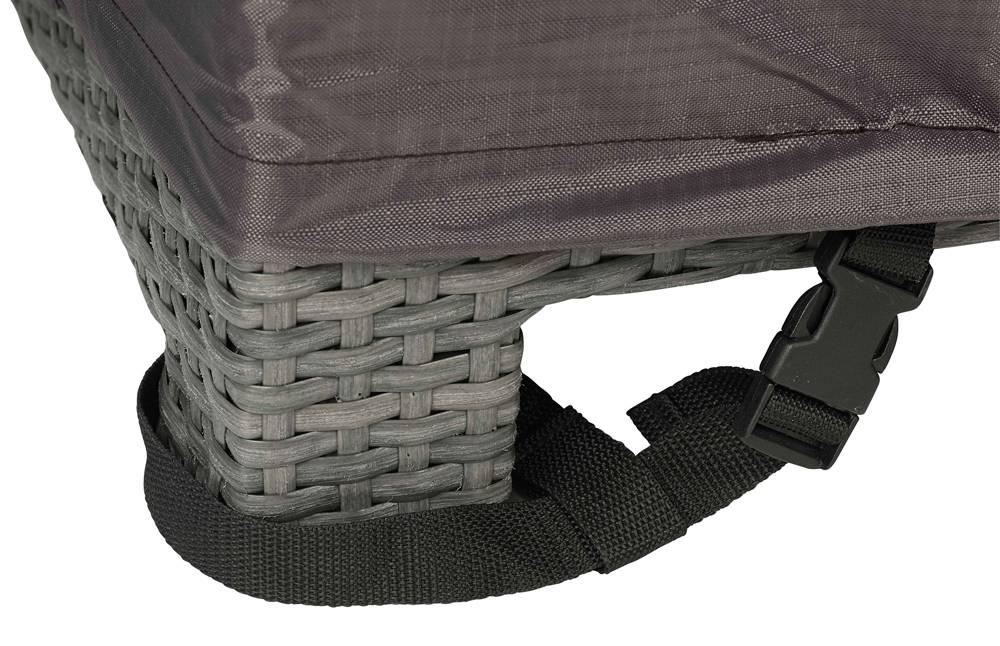 schutzh lle f r rechteckigen gartentisch von aerocover gartenmoebelschutzhuellenshop. Black Bedroom Furniture Sets. Home Design Ideas