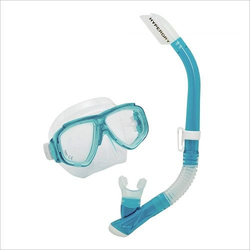 Tusa UC7519 snorkelset voor volwassenen