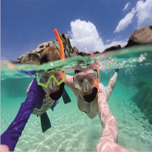 Snorkelcursus voor 2 personen
