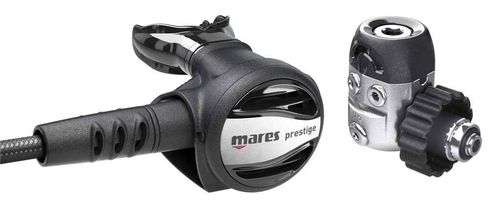 Mares prestige 15X ademautomaat, regulator